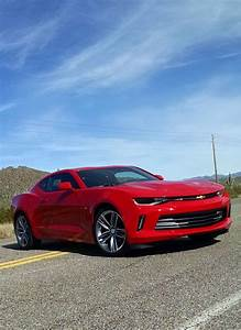 First Drive: 2016 Chevrolet Camaro - TestDriven TV