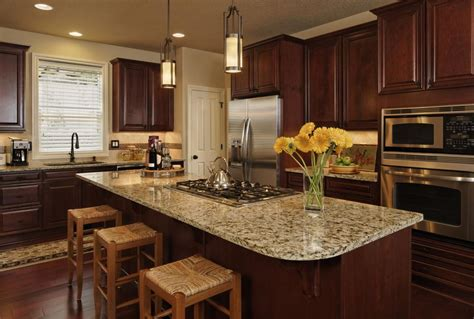 Kitchen Countertops And Backsplash Pictures - top 10 materials for kitchen countertops