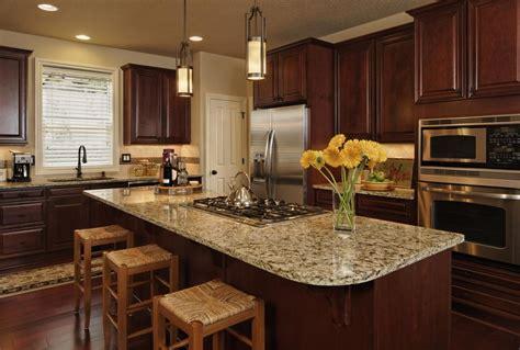 kitchen designs with granite countertops top 10 materials for kitchen countertops