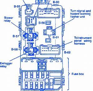 Wiring Diagram 2001 Mitsubishi Mirage