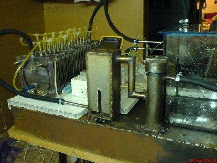 Мини нефтеперерабатывающий завод по производству дт.