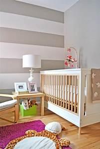 Wände Weiß Streichen : streifen wand streichen babyzimmer weiss grau home pinterest gestreifte w nde w nde ~ Frokenaadalensverden.com Haus und Dekorationen