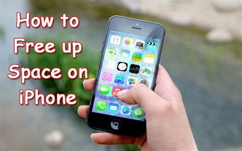 free up iphone space in iphone check out how to free up space free tricks