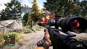 Far Cry® 4 best sniper AMR - YouTube