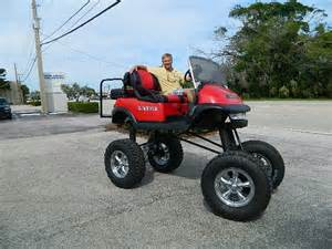 Lifted Golf Cart Sales