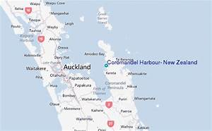 Coromandel Harbour New Zealand Tide Station Location Guide