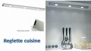 Eclairage Cuisine Sous Meuble : eclairage sous meuble cuisine sans fil ~ Dailycaller-alerts.com Idées de Décoration