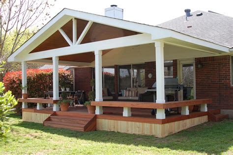 covered front porch plans small patio decks deck with covered porch design ideas