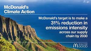 MRM Franchise Feed: McDonald's Environmental Efforts and ...