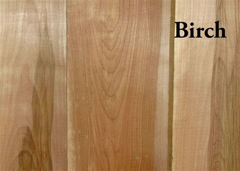 Birch Hardwood S4s  Capitol City Lumber
