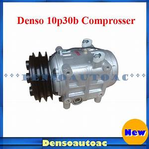 Denso Bus Aircon Spare Parts 10p30b Compressor With Clutch
