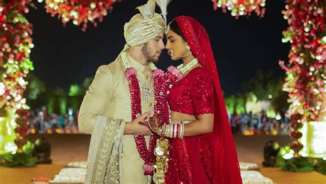 First Pictures Of Priyanka Chopra's Wedding Dress (and