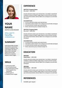 dalston newsletter resume template With free resume templates with photo