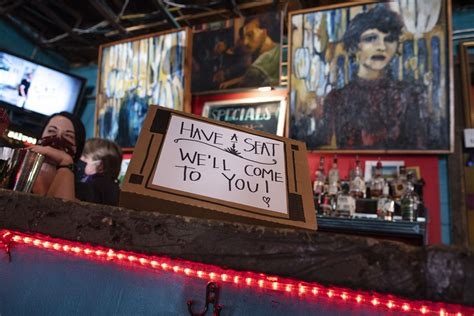 Why bar reopenings this week are largely a formality in ...