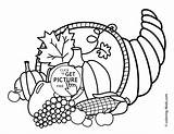 Thanksgiving Coloring Pages Printable Vegetables Sheets Turkey Feast Happy Drawing Preschool Printables Easter Getdrawings Ve Ables Fruits 4kids sketch template