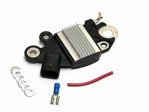Diagram For Alternator With External Voltage Regulator