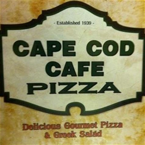 Cape Cod Cafe Pizza  Pizza  Raynham, Ma Yelp