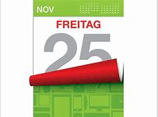 Apple Diesen Freitag, 25 November wieder eintägiger