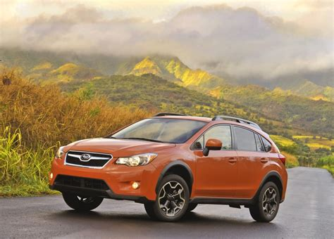 Subaru Xv Crosstrek by 2015 Subaru Xv Crosstrek Gets More Features Refinement