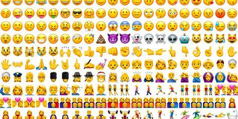 Emoji Smiley Meanings Iphone Emoji Emoticons Meanings Database Of Emoji