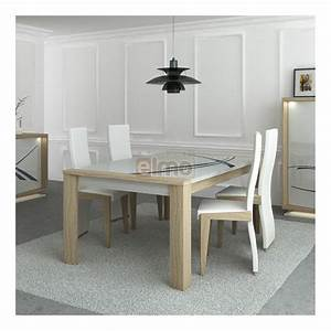 Table A Manger En Bois Moderne