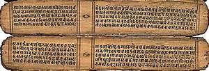 Vedic and Sanskrit literature - Wikipedia