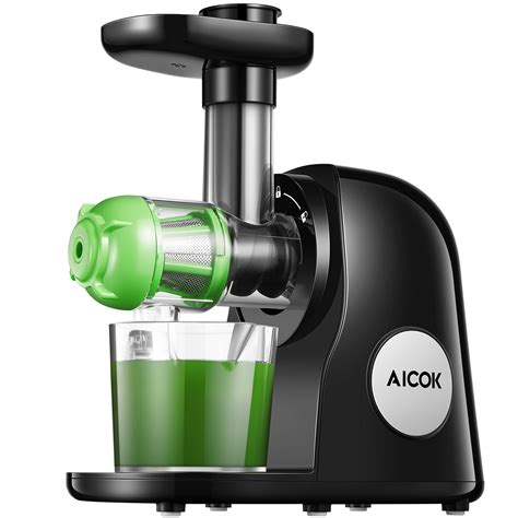 Best Masticating Juicer by Aicok Juicer Review Best Masticating Juicer Report