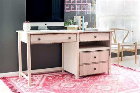 diy desk with storage diy desk with printer cabinet