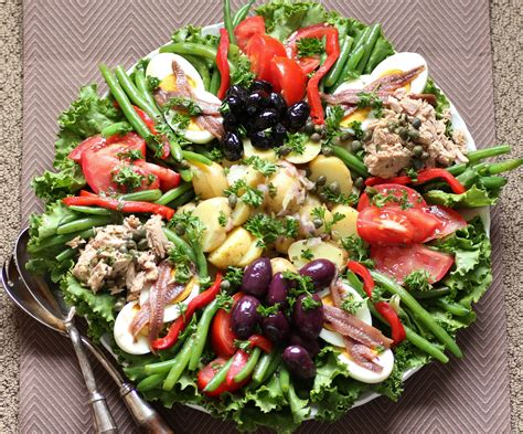 cuisine nicoise childs salade nicoise