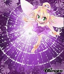 Anime Purple Fairy   www.pixshark.com - Images Galleries ...