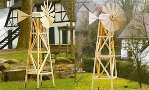 Windrad Selber Bauen Anleitung : amerikanisches windrad holzarbeiten m bel ~ Orissabook.com Haus und Dekorationen