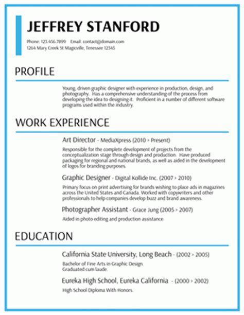 Essential Content Of A Resume by Products Resume Baker