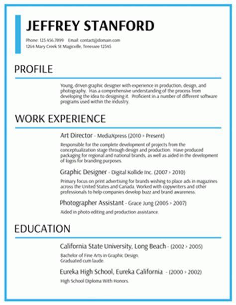 cv resume resume cv content
