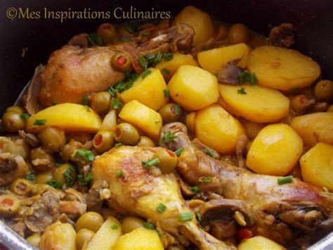 cuisine algerienne facile poulet aux olives le cuisine de samar