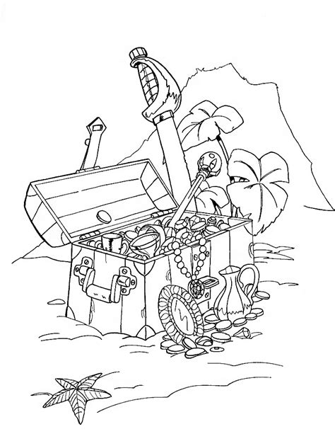 coloring page pirates coloring home