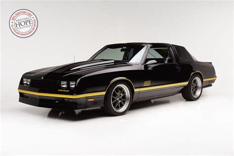 1987 chevrolet monte carlo aero custom coupe project