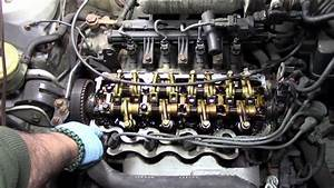Replacing The Valve Cover Gasket On A 2001 Hyundai Accent 1 5 Liter 4 Cylinder Engine