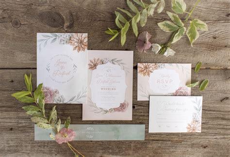 Wedding Invitation Collection Alicia's Infinity