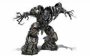 Transformers 5: Megatron's Robot Mode & Weapons Revealed