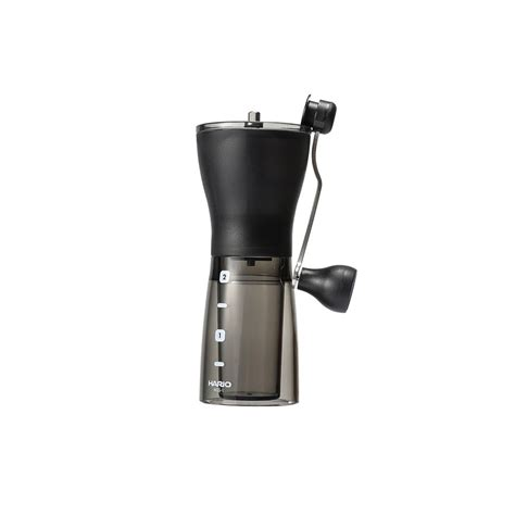 If you prefer to use a hand grinder rather than an electric blade or burr grinder, then this hario model gets a lot of really good reviews. HARIO bean grinder coffee bean grinder hand grinder mini ...