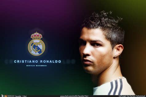 Cristiano Ronaldo 7 Real madrid | Wallpup.com