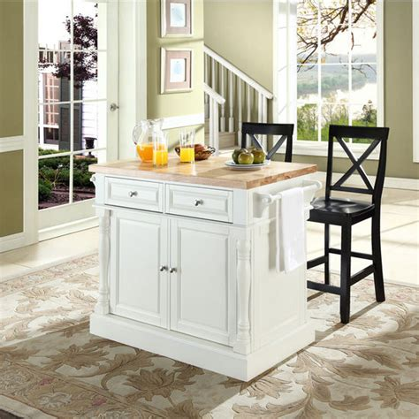 stores that sell kitchen islands crosley furniture butcher block top kitchen island with 8386