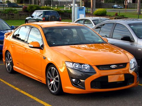 Ford Falcon F6 Fg Seriespicture 3 Reviews News