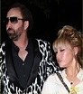Nicolas Cage Sports Zebra Print Jacket for Date with Erika ...
