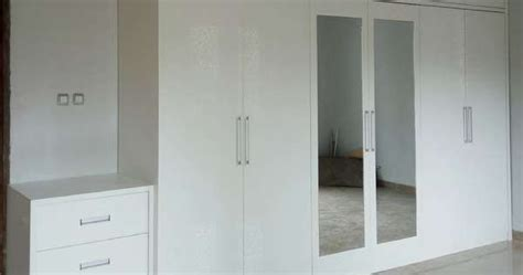 wardrobe minimalis custom  cibubur furniturekitchen