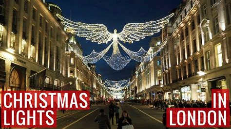 Where to See Christmas Lights in London | Christmas in ...