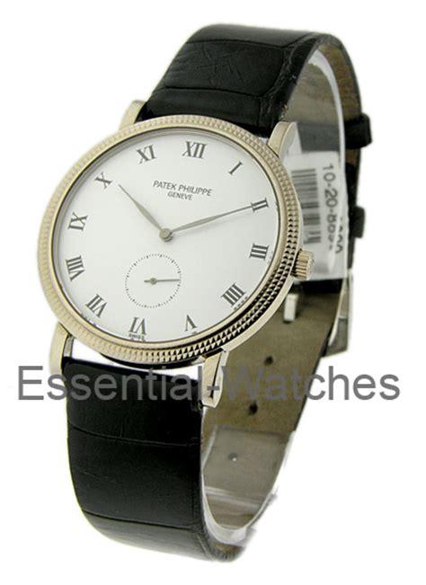 Patek Philippe Calatrava Watch 3919 Price