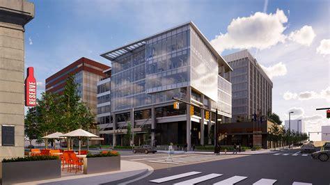 RDV Corporation, 200 Monroe Office - Projects | Rockford ...