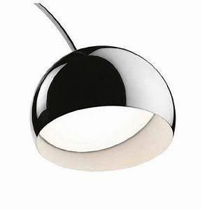 flos designer light arco by achille pier giacomo With flos arco floor lamp led