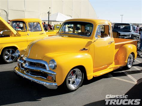 Chevy Truck Pic by 1955 Series Chevy Gmc Truck Brothers